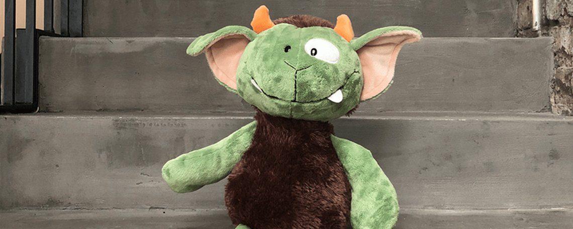 Unser Maskottchen Norbert
